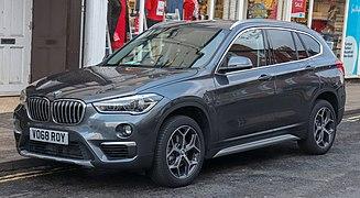 2018 BMW X1 sDrive18i xLine 1.5 Front