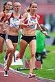 2018 DM Leichtathletik - 1500 Meter Lauf Frauen - Diana Sujew - by 2eight - 8SC9993.jpg
