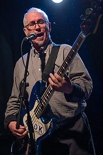 Klaus Flouride American musician