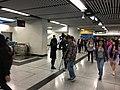 2019 Tsuen Wan Train accident Admiralty Station situation 2.jpg
