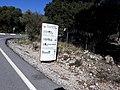 2020-02-22 Ciclistes camí de Castell de Castells 03.jpg