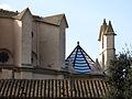 251 Santuari de la Misericòrdia (Canet de Mar), cúpula de l'absis.JPG