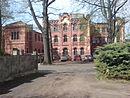 Seminarstraße mit den anliegenden Grundstücken und deren historischer Bebauung sowie der Straßenführung und -anlage mit der alleeartigen Baumanpflanzung
