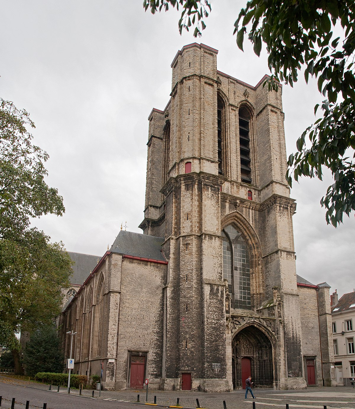 Saint Michael's Church, Ghent - Wikipedia