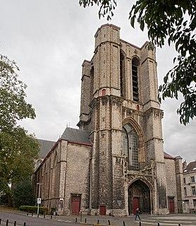 Saint Michaels Church, Ghent