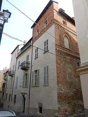Giovanni Giolitti - Giolitti's house in Mondovì.
