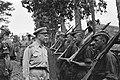 2e Infanterie Brigadegroep Generaal Kruls betreed het Prinses Marijkekamp bij, Bestanddeelnr 4311.jpg