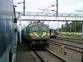 31291 Bhilai (BIA) based WAG-9 loco at Rajahmundry.jpg