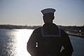 31st MEU Marines man the rails aboard the USS Bonhomme Richard (LHD-6) 150625-M-CX588-048.jpg