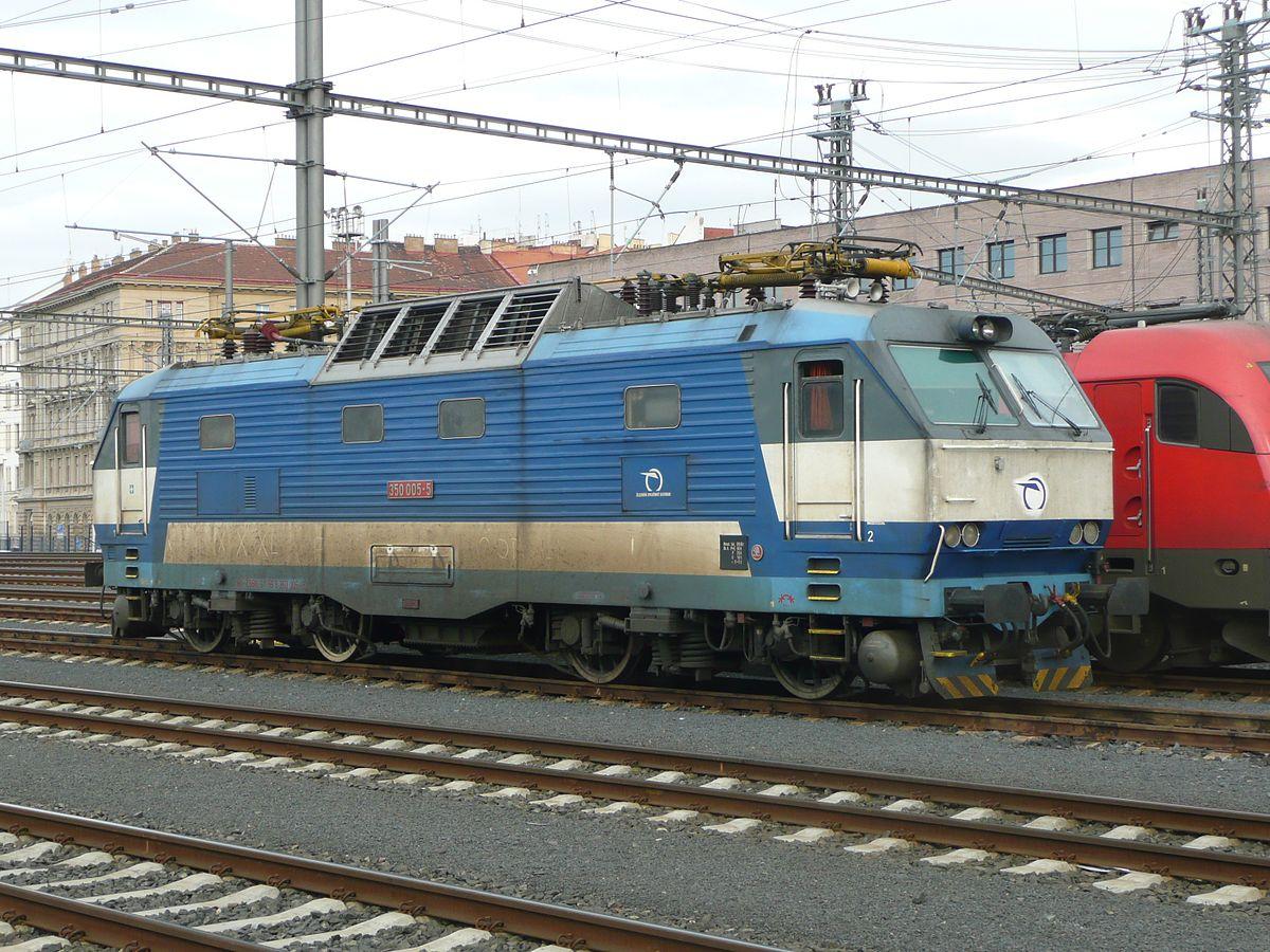 ČSD-Baureihe ES 499.0 – Wikipedia