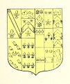 37 of 'The Church Heraldry of Norfolk- a description of all coats of arms on brasses, monuments, etc., now to be found in the county. Illustrated ... With Notes from the inscriptions attached' (11307015955).jpg