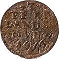 3 Pfennige, Landesdenkmalamt Berlin, Ausgrabung U5, 958 – 1303, Vorderseite.jpg