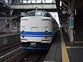 419 series Toyama Station 20070215.jpg