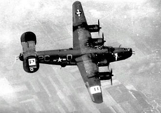 487th Air Expeditionary Wing - Image: 487thbg b 24 42 52746