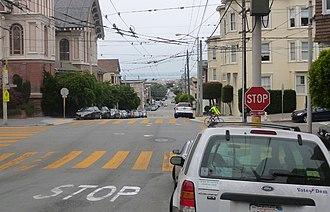 All-way stop - A 4-way stop