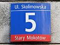 5, Skolimowska Street in Warsaw - 01.jpg