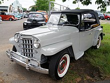 Willys-Overland Jeepster