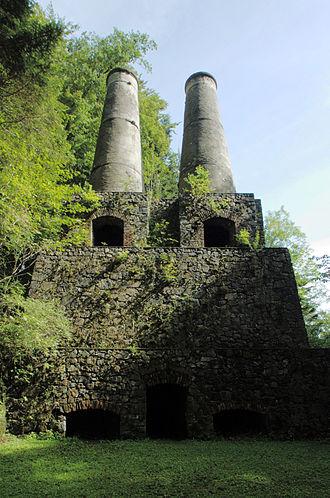Bad Feilnbach - Image: 5380 Zementwerk Litzldorf