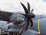 54+02 German Air Force Airbus A400M Europrop TP400 ILA Berlin 2016 01.jpg