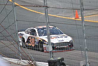 David Gilliland - Gilliland's MDS Ford in 2015 at New Hampshire