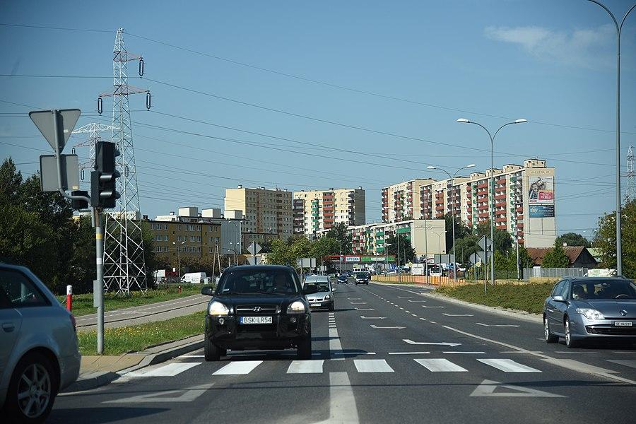 Osiedle Dziesięciny I, Białystok