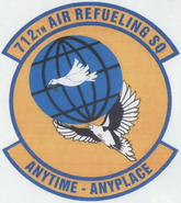 712th Air Refueling Squadron