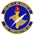 802 Contracting Sq emblem.png