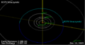 8379 Straczynski orbital position on 2009-12-14.png
