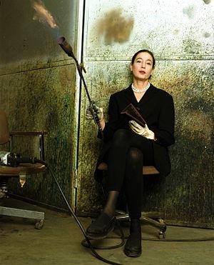 Michele Oka Doner - Image: 9. Jordan Donerportrait Michele 25845