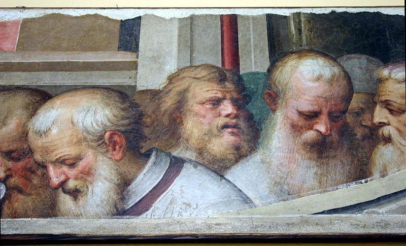 File:9655 - Milano - Museo d. Scienza - Bernardino Campi - Teste di vecchi - Foto Giovanni Dall'Orto, 13-Sept-2009.jpg