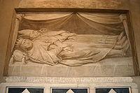 9705 - Milano - S. Ambrogio - Tesoro - Tomba di Bernardo & arc. Anselmo I - Foto Giovanni Dall'Orto 25-Apr-2007.jpg