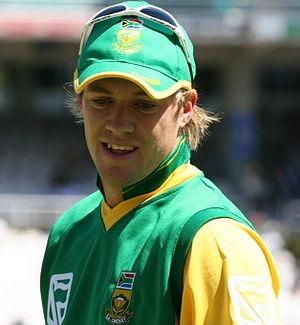 AB de Villiers - De Villiers in 2006
