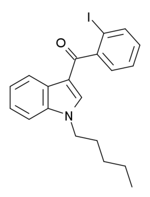 AM-679 (cannabinoid) - Image: AM 679 structure