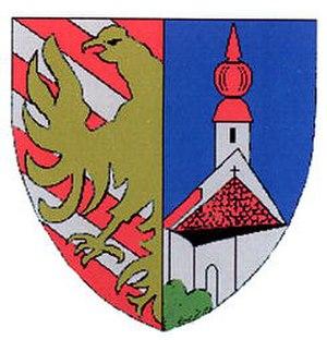 Kirchstetten - Image: AUT Kirchstetten COA