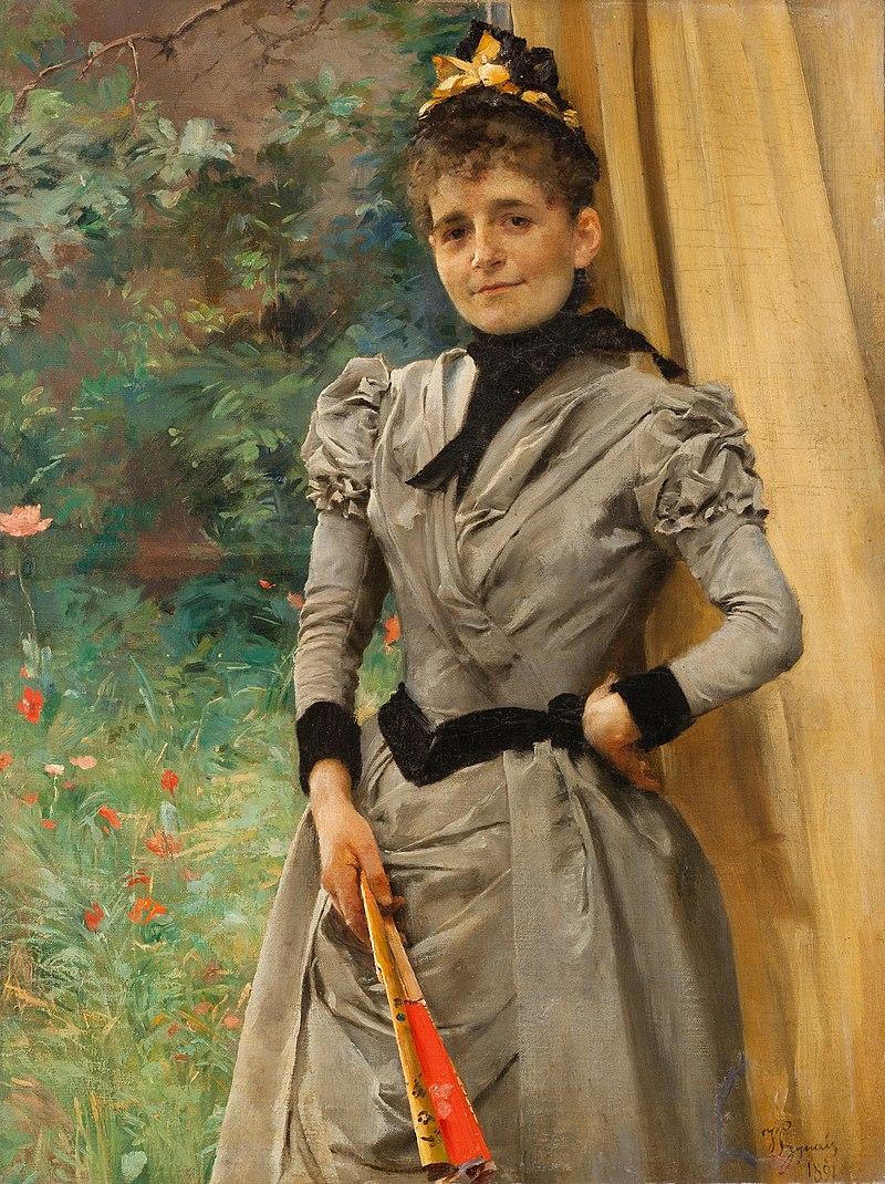 A Lady by Vojtěch Hynais.jpg