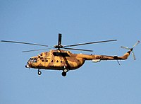 A Mi-17 helicopter of IRGC Air Force.jpg