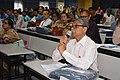 A Participant Asking to Sanjay Kumar Saha During Lecture - Sports Psychology - SPORTSMEDCON 2019 - SSKM Hospital - Kolkata 2019-03-17 0144.JPG