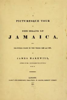 A Picturesque Tour of the Island of Jamaica.djvu