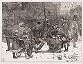 A Scene in St James Park by Pinwell-NSW Art Gallery-22.8x30.2cm print.jpg