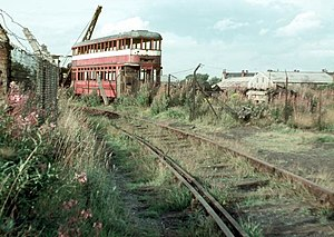 Swansea and Mumbles Railway - The attempt at preservation of a Mumbles train at the Middleton Railway in Leeds