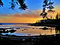 A Ucluelet Sunset on the Beach.jpg