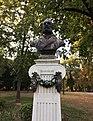A bust of Kosta Taušanović, Kalemegdan.jpg