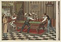 A carom on the chandelier LCCN2003654154.jpg