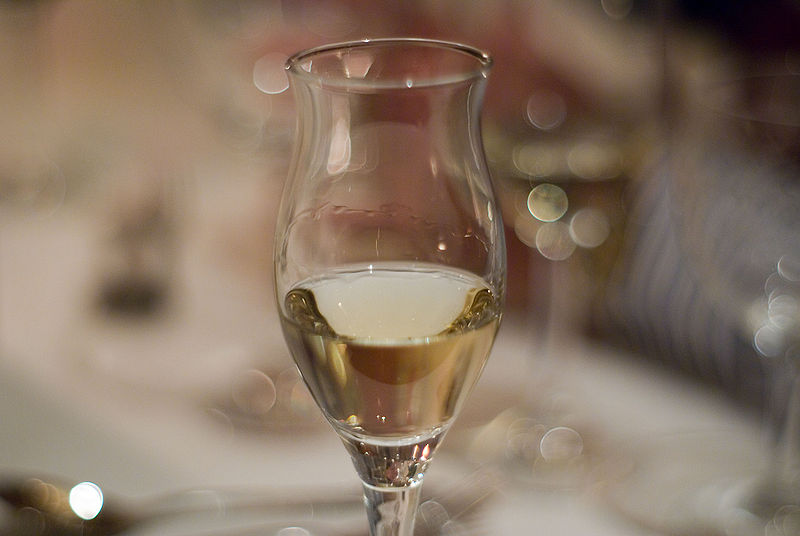 File:A glass of tasty grappa.jpg