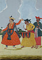 A male dancer accompanied by two musicians (6124604069).jpg