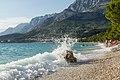 A nice beach of Tučepi (14624665513).jpg
