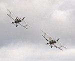 A pair of Hawker Biplanes (5922656124).jpg