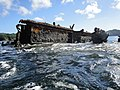 A sunken ship , sakai-ura - panoramio (2).jpg