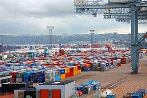 Port of Aarhus - Container Terminal, Aarhus Havn