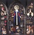 Aba-Novák Saint Elisabeth of Hungary 1931.jpg